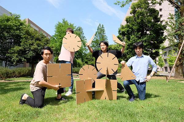 福井大学 工学部 建築・都市環境工学科 西本研究室